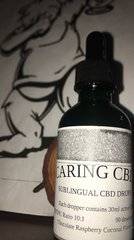 Caring CBD Root Beer Tincture