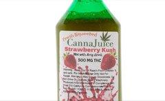Canna Juice Strawberry 500 mg SALE