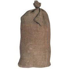 Filled Burlap Bag - #3 Rock