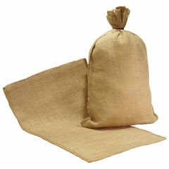Empty Burlap Bag