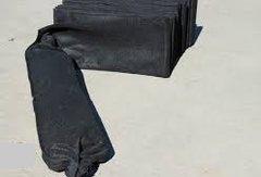 Empty Filter Fabric Sock
