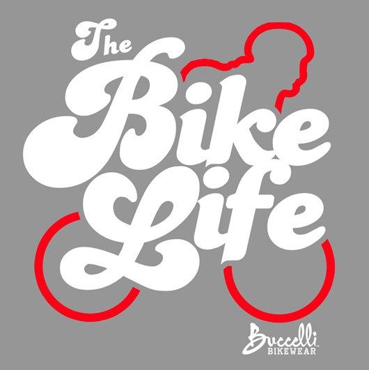 the bike life style tee shirt designnick buccelli | nick