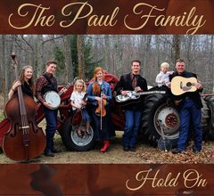 Paul Family-Hold On CD