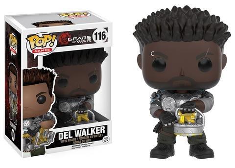 Funko POP! Gears Of War DEL WALKER #116