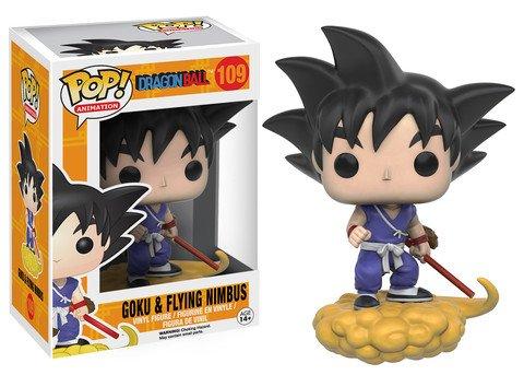 Funko POP! Dragonball Z GOKU & FLYING NIMBUS #109