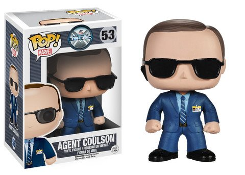 Funko POP! Marvel AGENT COULSON #53