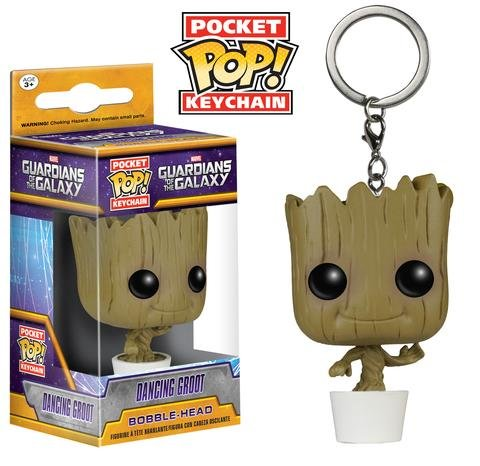 Funko Pocket POP! Keychain DANCING GROOT