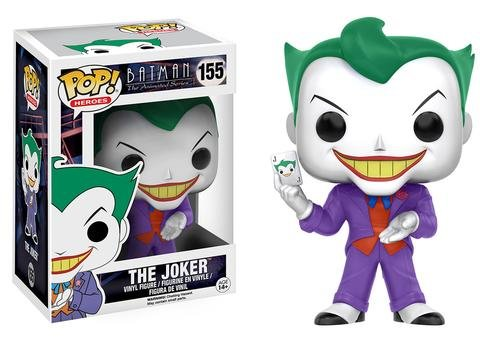 Funko POP! DC Animated JOKER #155