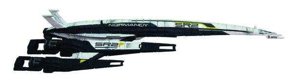 Mass Effect SR2 Cerebrus Normandy