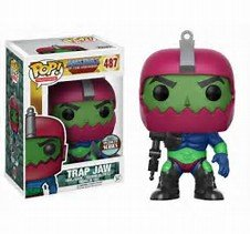 Funko POP! Specialty Series TRAP JAW #487