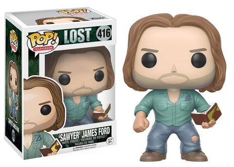 "Funko POP! Lost ""SAWYER"" JAMES FORD #416"