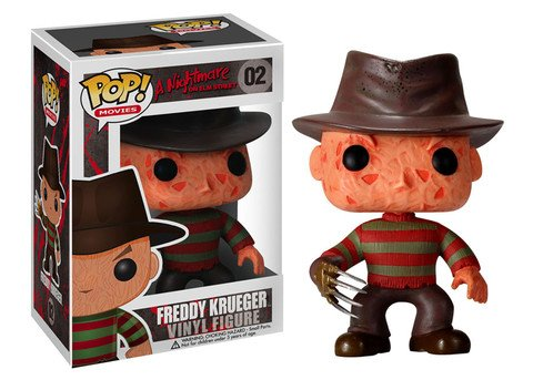 Funko POP! Horror FREDDY KRUEGER #02