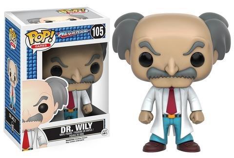 Funko POP! Mega Man DR WILY #105