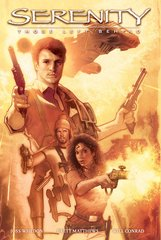Serenity Book 1 Those Left Behind Hardcover