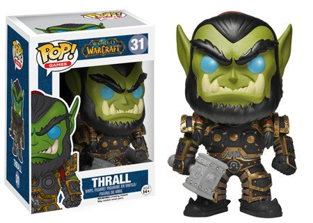 Funko POP! World of Warcraft THRALL #31