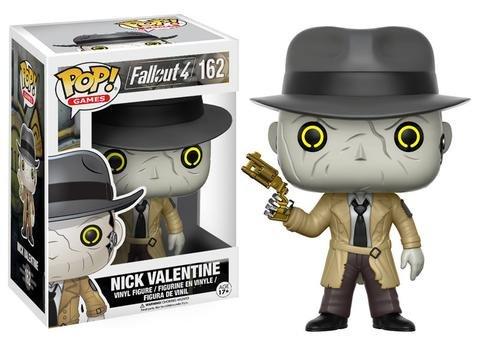Funko POP! Fallout NICK VALENTINE #162