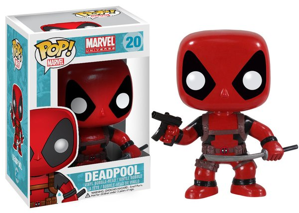 Funko POP! Marvel DEADPOOL #20