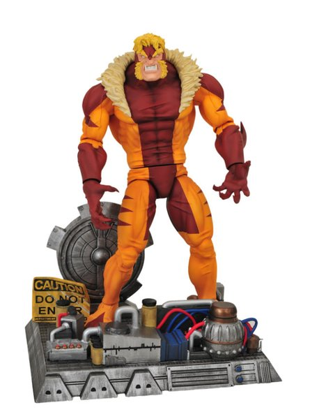 Marvel Select Sabertooth