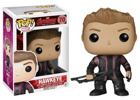 Funko POP! Marvel Avengers HAWKEYE #70
