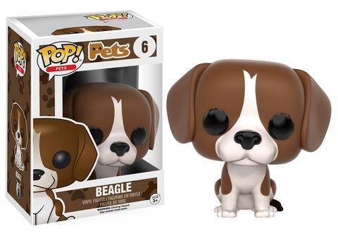 Funko POP! Pets BEAGLE #6