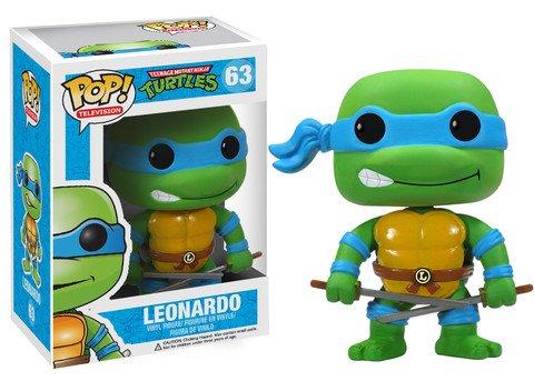 Funko POP! TMNT LEONARDO #63