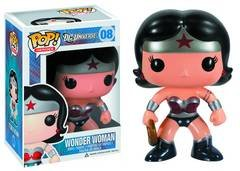 Funko POP! DC PX exclusive WONDER WOMAN #08