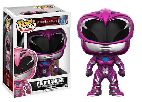Funko POP! Power Rangers Movie PINK RANGER #397