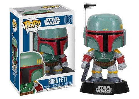 Funko POP! Star Wars BOBA FETT #08