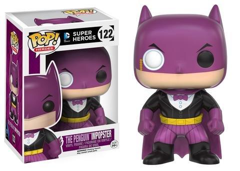 Funko POP! DC Impopster PENGUIN as Batman #122
