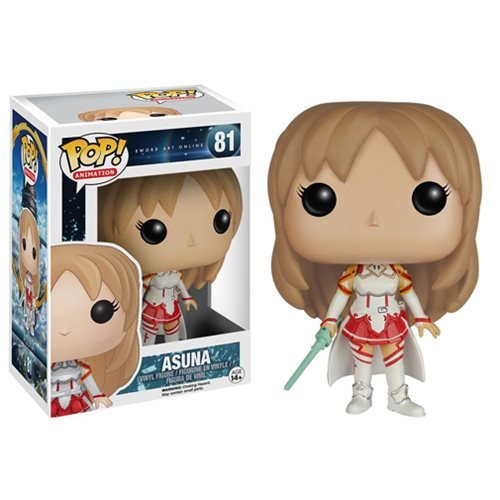 Funko POP! Sword Art Online ASUNA #81