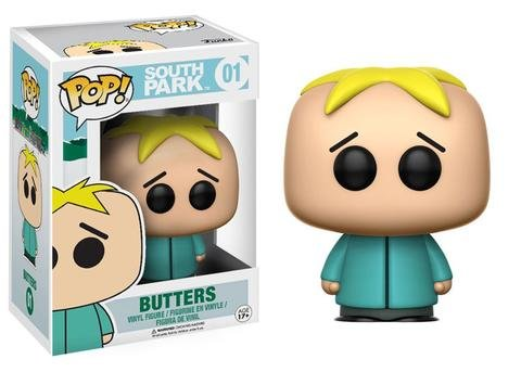 Funko POP! South Park BUTTERS #01