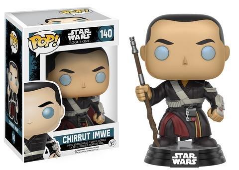 Funko POP! Star Wars Rogue One CHIRRUT IMWE #140