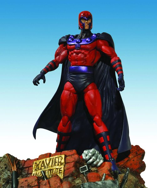Marvel Select Magneto