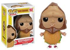 Funko POP! Bob's Burgers BEEFSQUATCH #102