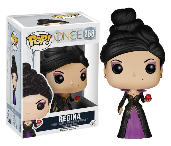 Funko POP! Once Upon A Time REGINA #268
