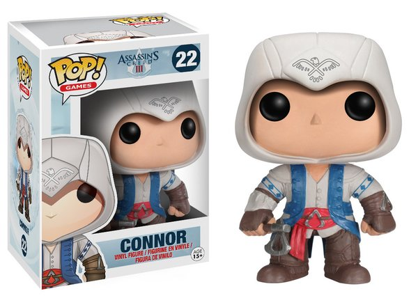 Funko POP! Assassin's Creed CONNOR #22