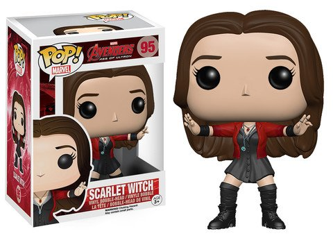 Funko POP! Marvel Avengers SCARLET WITCH #95