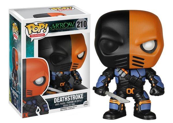 Funko POP! DC TV Arrow DEATHSTROKE #210