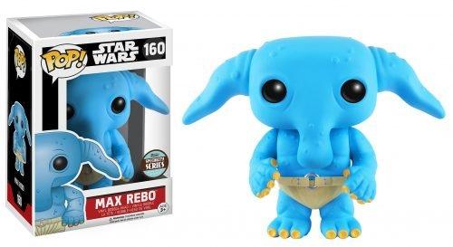 Funko POP! Specialty Series MAX REBO #160