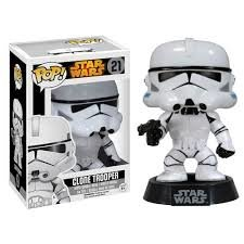 Funko POP! Star Wars limited 2nd release CLONE TROOPER #21 VAULTED