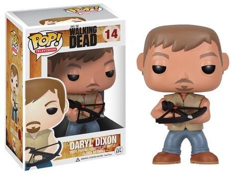 Funko POP! Walking Dead DARYL DIXON #14