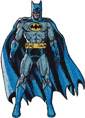 Patch Batman Standing