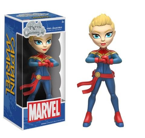 Funko Rock Candy CAPTAIN MARVEL