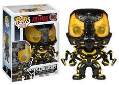 Funko POP! Marvel Ant-Man YELLOW JACKET #86 VAULTED