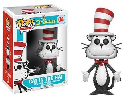Funko POP! Dr. Seuss CAT IN THE HAT #04