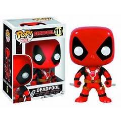 Funko POP! Marvel DEADPOOL w/ swords #111