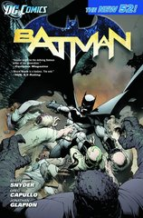 DC BATMAN TP VOL 01 THE COURT OF OWLS (N52)
