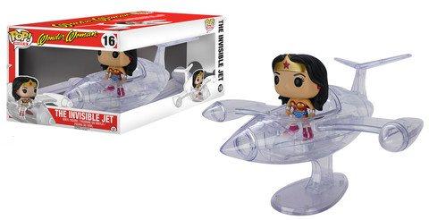 Funko POP! DC Wonder Woman INVISIBLE JET #16