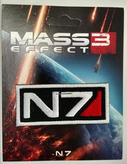 Patch Mass Effect 3 N7