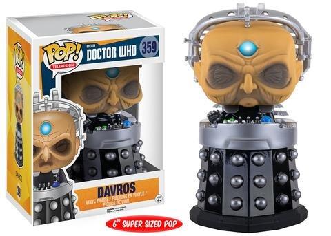 Funko POP! Doctor Who DAVROS #359